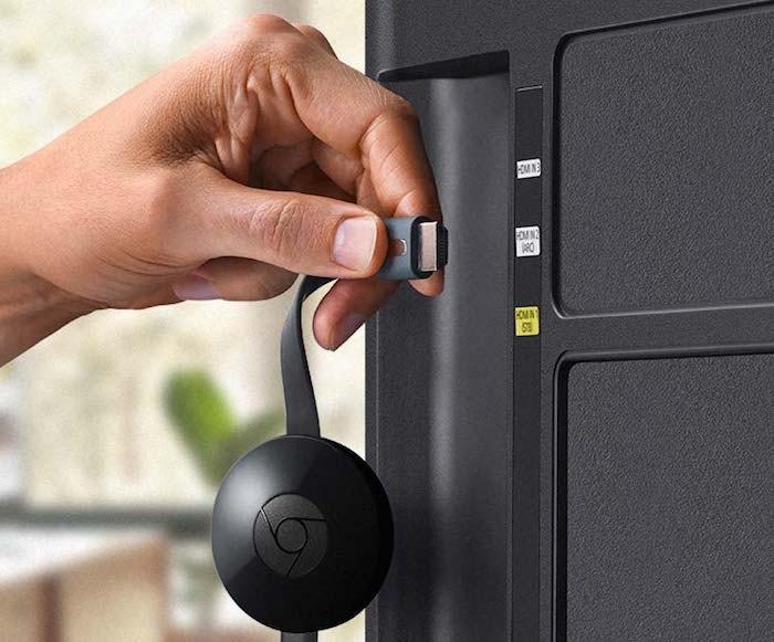 Chromecast pour Samsung TV
