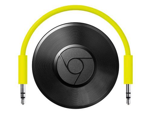 Types de Chromecast